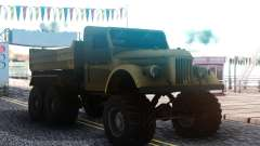 GAZ 69 6x6 for GTA San Andreas