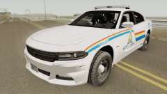 Dodge Charger 2015 SASP RCMP for GTA San Andreas