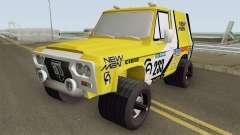 Aro 244 Dakar from Mamaia Vice for GTA San Andreas