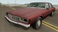 Chevrolet Impala (1980-1984) for GTA San Andreas