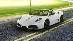 Ferrari F430 Scuderia Spider for GTA San Andreas