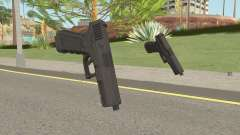 Glock P80 HQ for GTA San Andreas