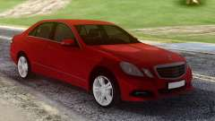 Mercedes-Benz E500 W212 Red for GTA San Andreas