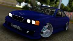 Toyota Chaser Blue for GTA San Andreas