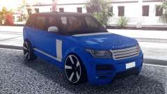 Range Rover Vogue L405 Startech Blue for GTA San Andreas