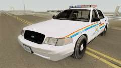 Ford Crown Victoria 2007 SASP RCPM for GTA San Andreas