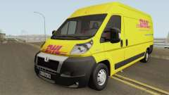Peugeot Boxer DHL for GTA San Andreas