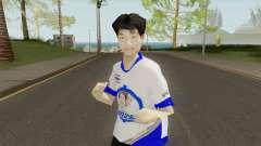 Malee Thailand Gamer for GTA San Andreas