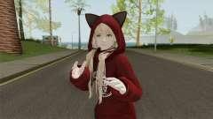 Marie Rose Fuwa Kumi Outfit for GTA San Andreas