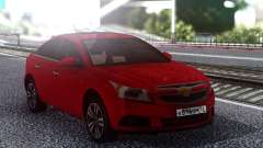 Chevrolet Cruze Red for GTA San Andreas