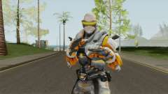 Cyborg 76 From Overwatch for GTA San Andreas