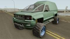 Declasse Brutus Stock GTA V IVF for GTA San Andreas