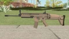 SCAR-L HQ for GTA San Andreas