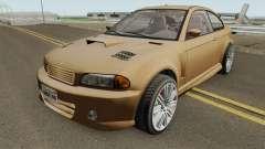Ubermacht Sentinel Custom GTA V for GTA San Andreas