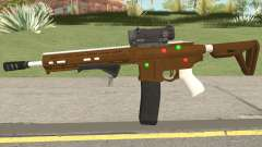 GTA Online: Carbine Rifle Mk.II Fruitcake
