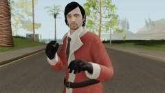 GTA Online Christmas Skin 1 for GTA San Andreas