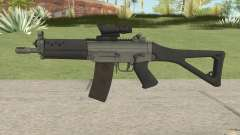 SIG SG-552 HQ for GTA San Andreas