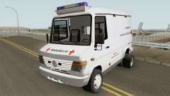 Mercedes-Benz Vario 512D Ambulancia Venezuela for GTA San Andreas
