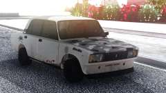 VAZ 2105 Camouflage for GTA San Andreas