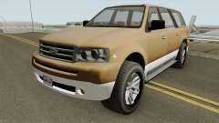 Vapid Prospector Normal V2 GTA V for GTA San Andreas