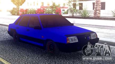 VAZ 2199 Roulette for GTA San Andreas
