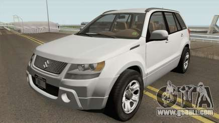 Suzuki Grand Vitara 2008 (US-Spec) for GTA San Andreas