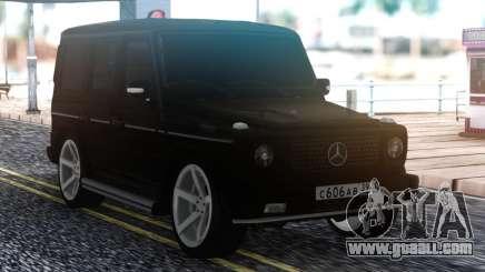 Mercedes-Benz G-class for GTA San Andreas