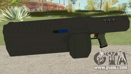 GTA Online (Arena War) Rifle for GTA San Andreas