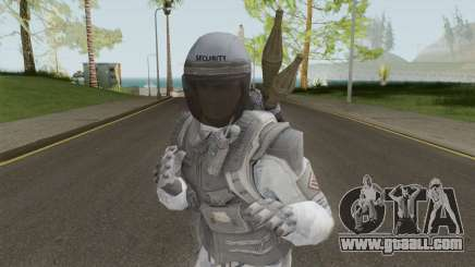 Grenade Thrower (Warface) for GTA San Andreas