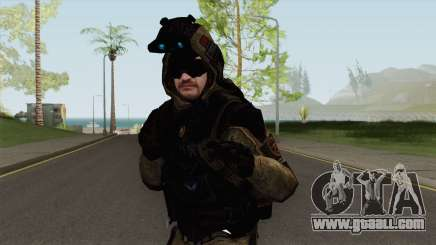 Sniper From Squad Night Tiger (Warface) for GTA San Andreas