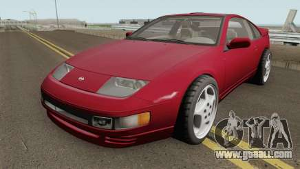 Nissan 300ZX 1992 for GTA San Andreas