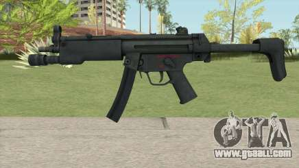 MP5 HQ for GTA San Andreas