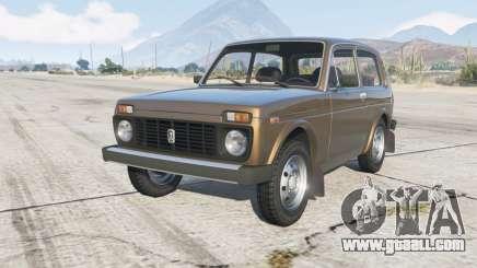 VAZ 2121 Niva [replace] for GTA 5