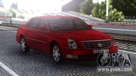Cadillac DTS 2008 Sedan for GTA San Andreas