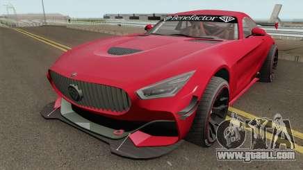 Benefactor Schlagen GT3 GTA V IVF for GTA San Andreas