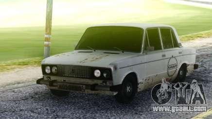 VAZ 2106 Rusty for GTA San Andreas