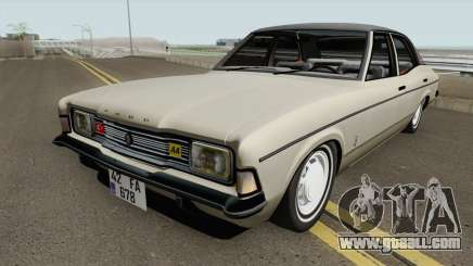 Ford Cortina Mk3 for GTA San Andreas