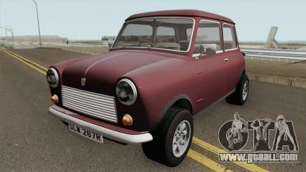 British Leyland Mini 1000 1977 Standart for GTA San Andreas