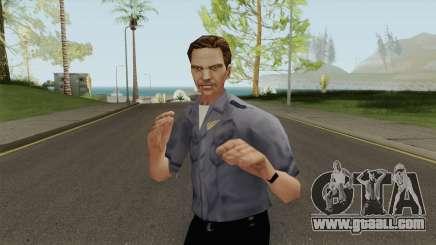 LCS Prison Guard for GTA San Andreas