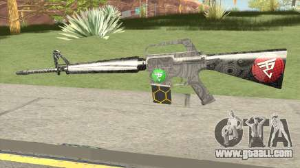 M4 (Special Troop) for GTA San Andreas