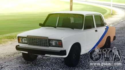 VAZ 2107 Sedan Sport for GTA San Andreas