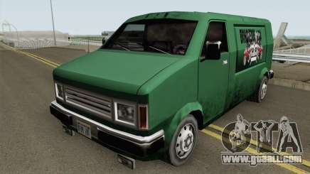 Topfun Van Normal (Brinquedos) TCGTABR for GTA San Andreas