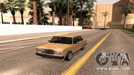 2107 Combat Classic Stoke for GTA San Andreas