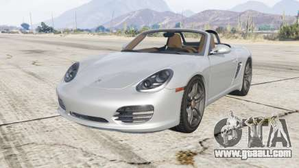 Porsche Boxster S (987) 2009 v1.1.1 [replace] for GTA 5