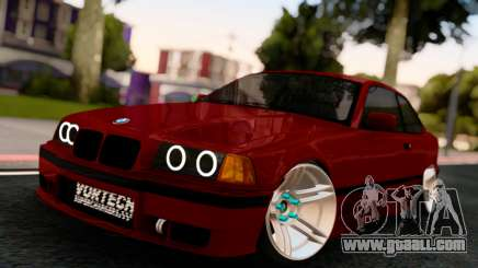 BMW M3 E36 Cherry for GTA San Andreas
