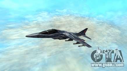 Hydra MiG-35 for GTA San Andreas