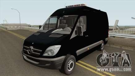 Mercedes-Benz Sprinter Magyar Rendorseg for GTA San Andreas