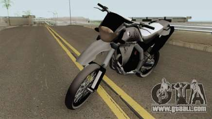 Yamaha XT660r Leve for GTA San Andreas