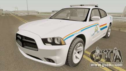 Dodge Charger 2013 SASP RCMP for GTA San Andreas