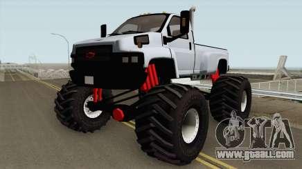 Chevrolet Kodiak C4500 Monster Truck 2008 for GTA San Andreas